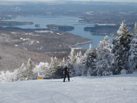 View of Lake Sunapee