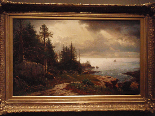 Mt. Desert Island, Maine by William Haseltine