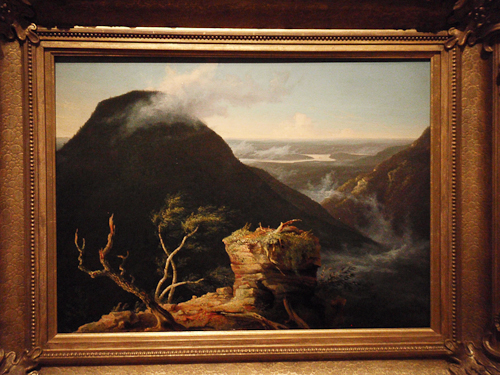View of the Round Top by Thomas Cole
