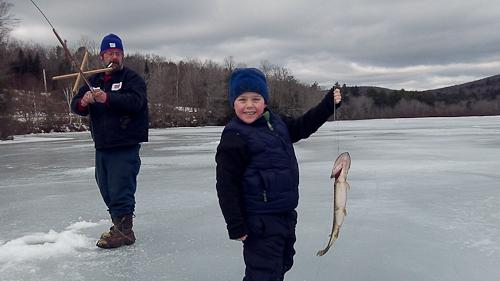 Ice Fishing Upper Baker Feb 19 2012-1