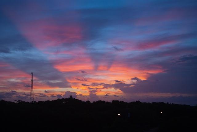Key Largo 2012 - Sunrise July 8