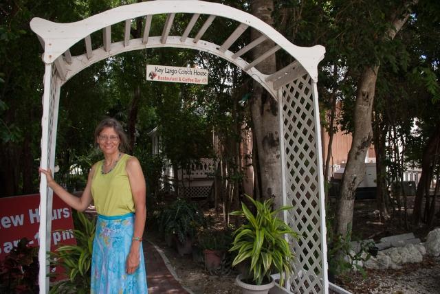 Key Largo 2012 - Courtyard