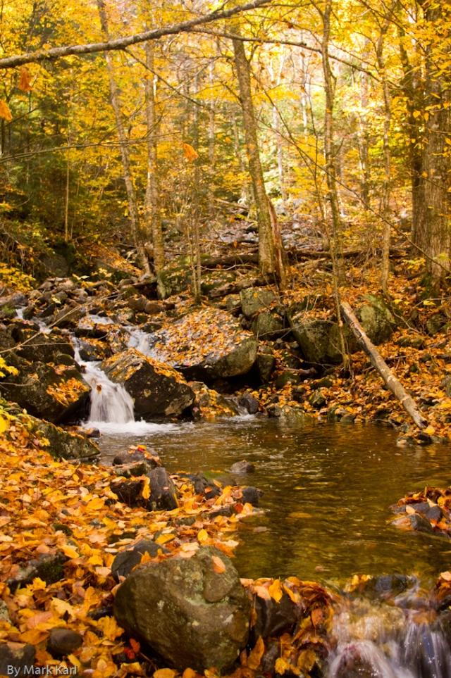 Beaver Brook in Woodstock NH