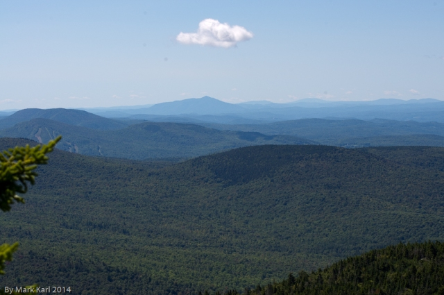 Looking south towards Mt. Ascutney.