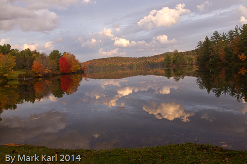 Grafton Pond Oct 8 2014-2