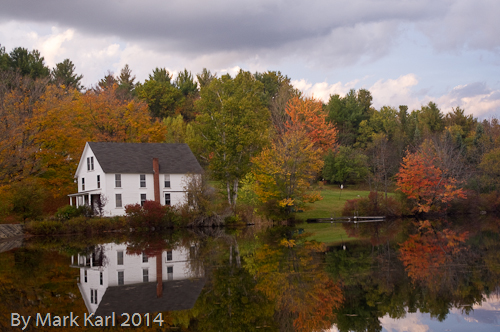 Grafton Pond Oct 8 2014-5