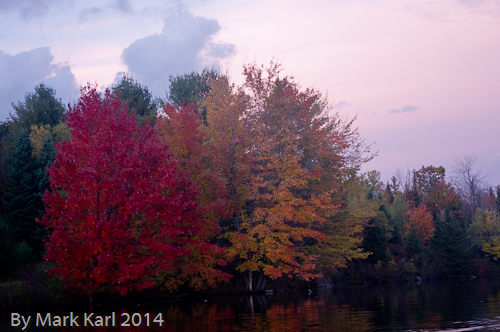 Grafton Pond Oct 8 2014-9