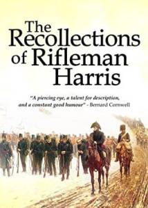 Rifleman Harris book cover