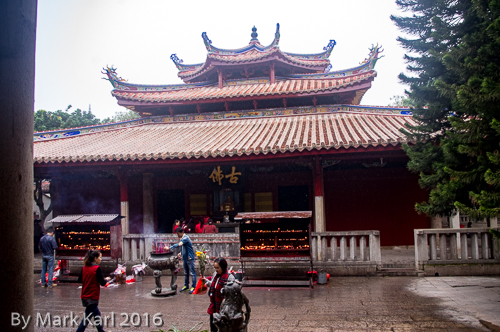 Kaiyuan Temple January 5 2016-10