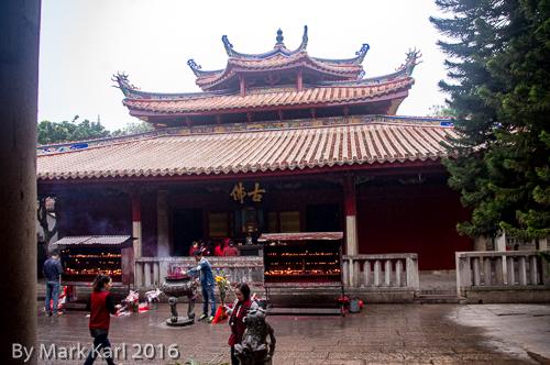 Kaiyuan Temple January 5 2016-10
