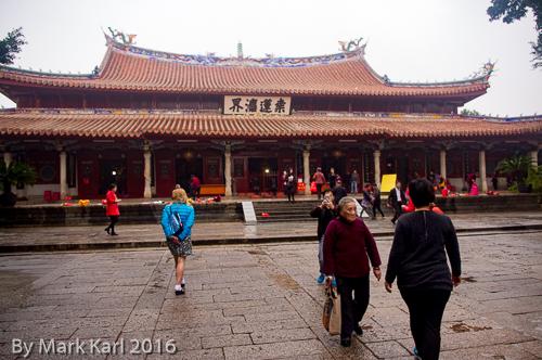 Kaiyuan Temple January 5 2016-9