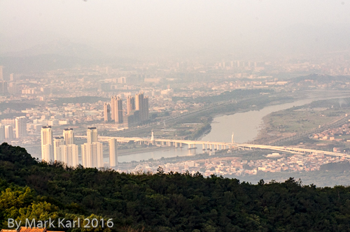 Quanzhou and the Jinjiang River