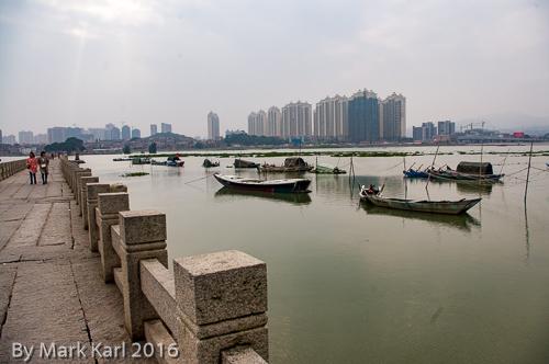 Luoyang Bridge, Quanzhou, China
