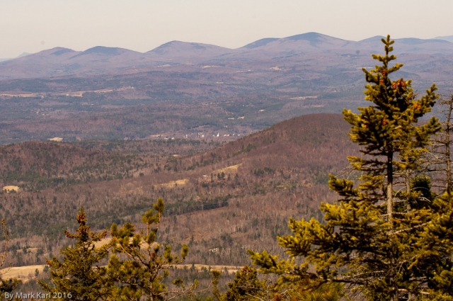 View west towards Vermont.