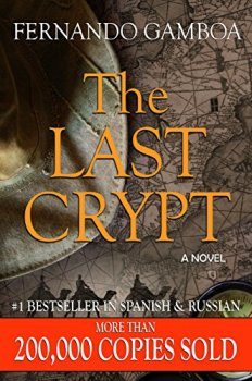 the last crypt book cover